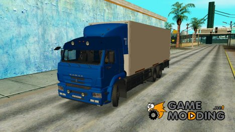 Камаз ТМ1840 for GTA San Andreas