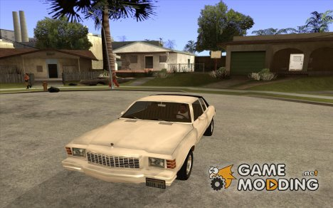 Chevrolet Monte Carlo 1976 for GTA San Andreas