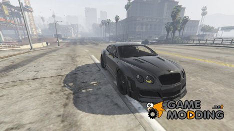 2011 Bentley Platinum Motorsports Continental GT 1.1 для GTA 5