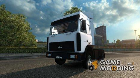 MAZ 5432-6422 v.5.03 for Euro Truck Simulator 2