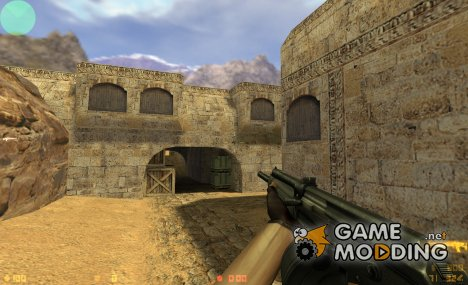 Saiga-12K-04 для Counter-Strike 1.6