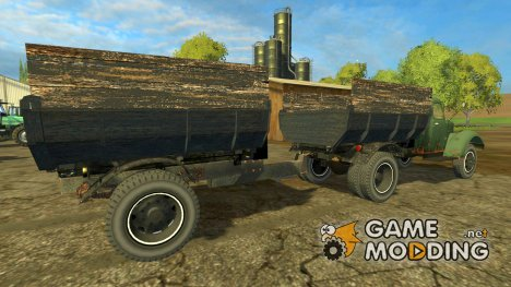 Прицеп для ЗИЛ 585 for Farming Simulator 2015
