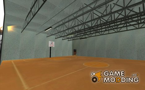 Basketball Court v6.0 for GTA San Andreas
