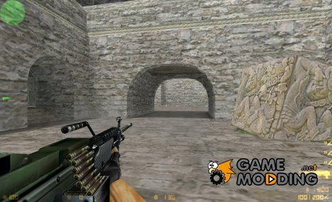 M249 for Counter-Strike 1.6