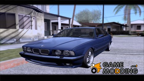 BMW E34 M5 1995 for GTA San Andreas