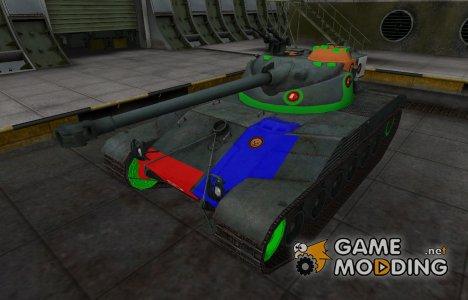 Качественный скин для Bat Chatillon 25 t for World of Tanks