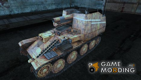 Grille Doublemint for World of Tanks
