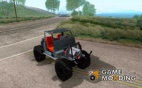 Custom Crawler Buggy for GTA San Andreas