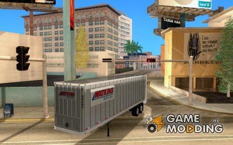 Полуприцеп for GTA San Andreas