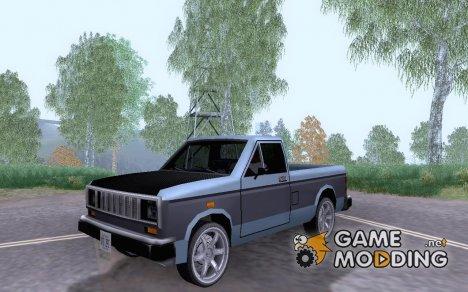 Tuned Bobcat для GTA San Andreas