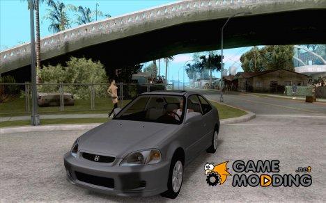 Honda Civic 1999 Si Coupe for GTA San Andreas