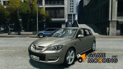 Mazda 3 2004 для GTA 4