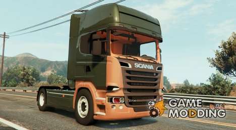 Scania R730 Streamline 4x2 for GTA 5