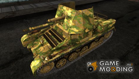 PanzerJager I от sargent67 для World of Tanks