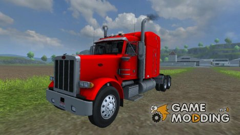 Peterbilt 378 v 2.0 for Farming Simulator 2013
