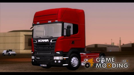 Scania R450 Streamline for GTA San Andreas