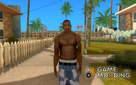 Carl Johnson для GTA San Andreas