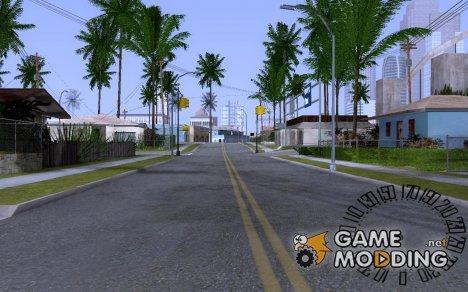 Простенький Прозрачный Спидометр для GTA San Andreas