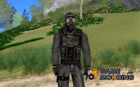 Новый скин на замену fam3 для GTA San Andreas