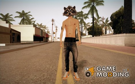 GTA V Random Skin v2 for GTA San Andreas