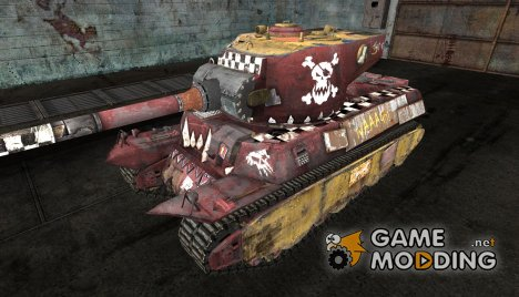 M6A2E1 от SpMind для World of Tanks