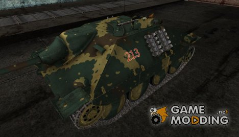 Hetzer 8 for World of Tanks