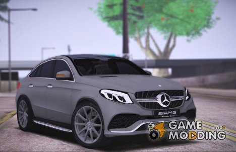 Mercedes-Benz GLE 63 AMG Coupe for GTA San Andreas