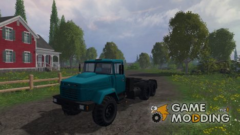 КрАЗ 6446 для Farming Simulator 2015