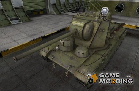 Ремоделинг для КВ-5 for World of Tanks