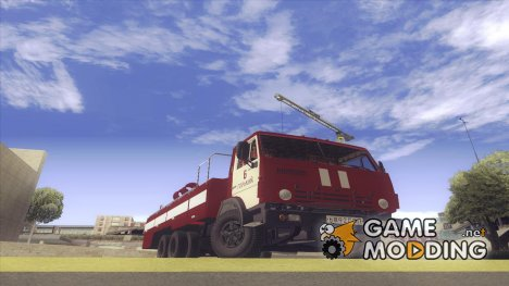 КамАЗ 53212 АП-5 for GTA San Andreas