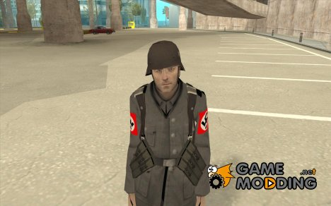 Солдат Вермахта for GTA San Andreas