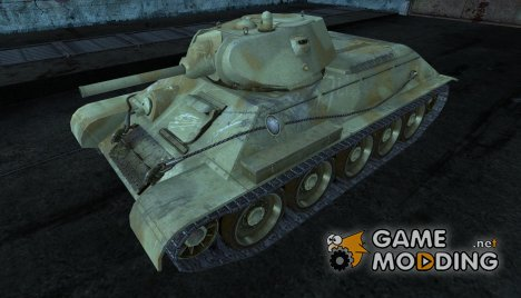 T-34 для World of Tanks
