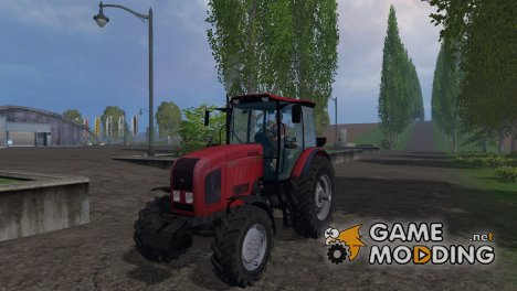 МТЗ Беларус 2022.3 для Farming Simulator 2015