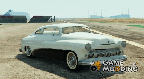 1949 Mercury Lead Sled for GTA 5