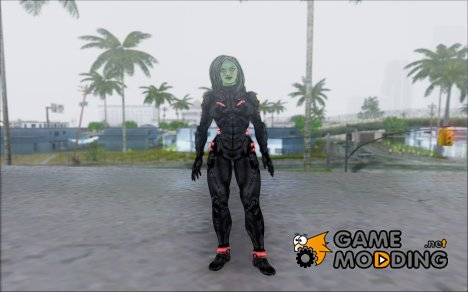 Guardians of the Galaxy Gamora v1 for GTA San Andreas