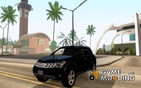 Nissan Murano 2004 for GTA San Andreas