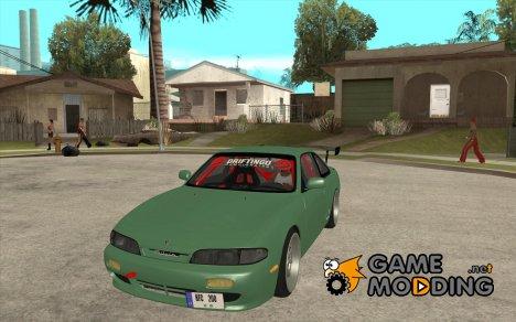 Nissan Silvia S14 Zenkitron for GTA San Andreas