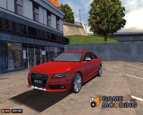 Audi S4 для Mafia: The City of Lost Heaven