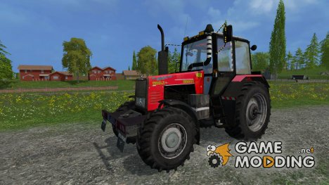 Беларус 1221B для Farming Simulator 2015
