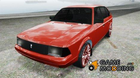 AZLK-21412 для GTA 4