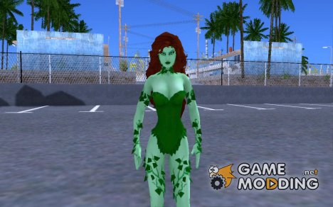 Poison Ivy for GTA San Andreas