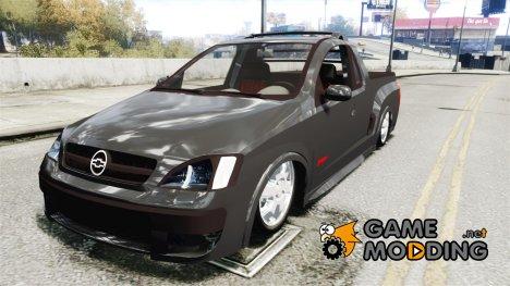 Chevrolet Montana FIXA для GTA 4