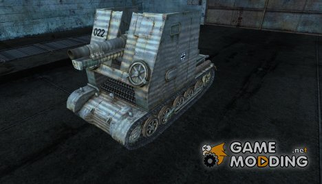 Bison IgreyI for World of Tanks