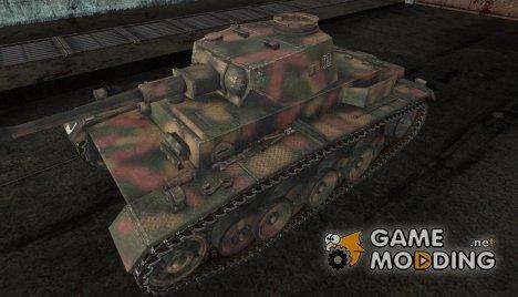 Шкурка для VK3001 (H) for World of Tanks