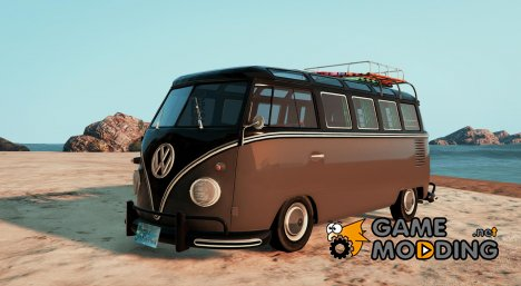Volkswagen T1 for GTA 5