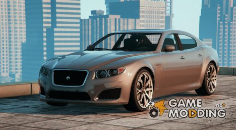 Lampadati Felon Alltrack для GTA 5