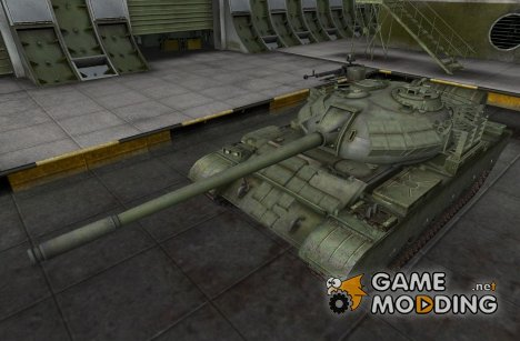 Шкурка для Type 59 (remodel) для World of Tanks
