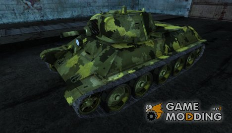 Шкурка для А-32 for World of Tanks