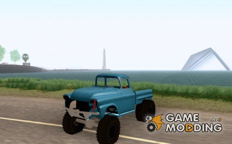 Chevrolet Apache off road for GTA San Andreas