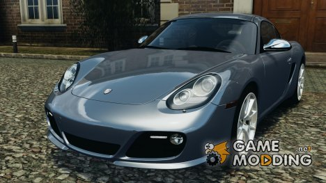 Porsche Cayman R 2012 for GTA 4